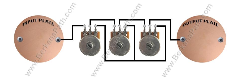 Radionics Schematic Super Simple Three Dial – Dial Wiring-diagram